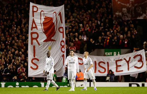 Карло Анчелотти: «В финале ЛЧ-2005 мы вели у «Ливерпуля» 3:0, а их фанаты распевали You'll never walk alone. Для меня это был шок»