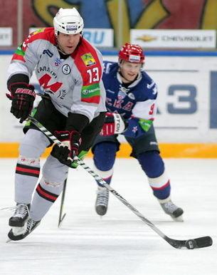 Алексей Скабелка покинет «Кузню»