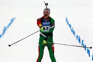 Домрачева претендует на звание лучшей спортсменки года по версии Women's Sports Foundation