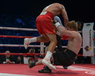 Николай Валуев: «Реванш Поветкин – Кличко – это уже политизированная история, которая находится за гранью спорта»