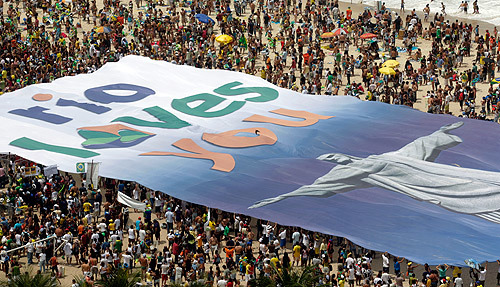 Представлены официальные маскоты Олимпиады-2016 в Рио-де-Жанейро