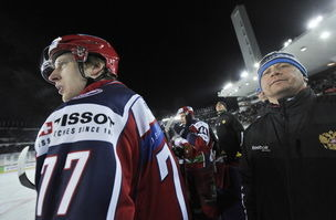 Дмитрий Курбатов: «Организатором КХЛ являются руководство России, в том числе и политическое»