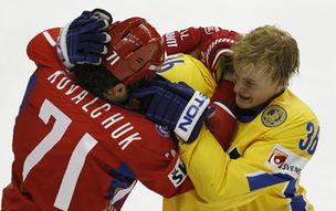 Максим Чудинов: «Было немного тяжело играть со шведами без раскатки»