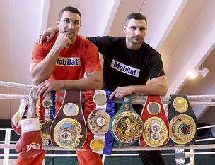 Владимир Кличко: «Мой брат был рожден бойцом, а я им стал»