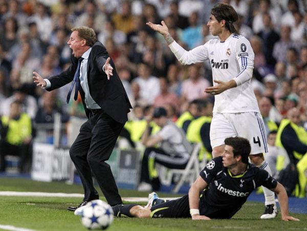 «Ливерпуль» – «Реал». Бэйл, Серхио Рамос и Коэнтрау не полетели на матч
