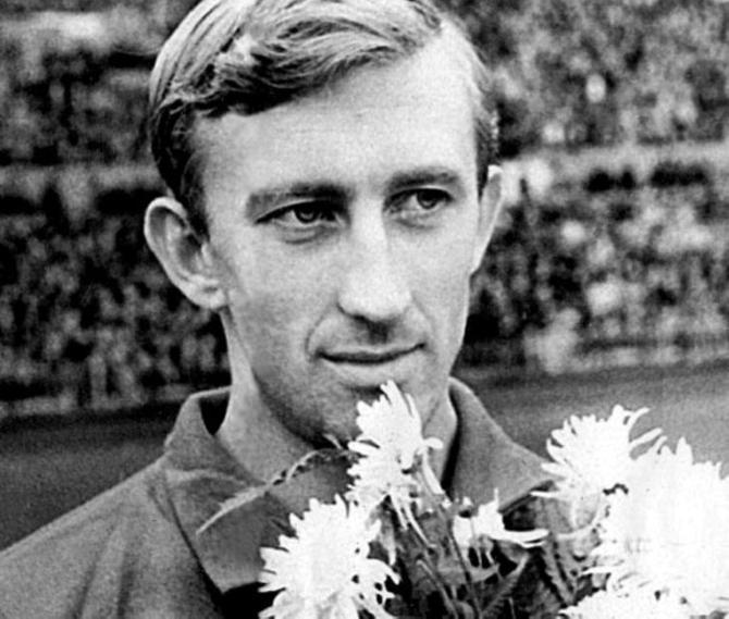 Игорь Нетто - честный советский футболист