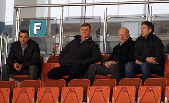 Команда Юрия Бородича обставила своих предшественников.