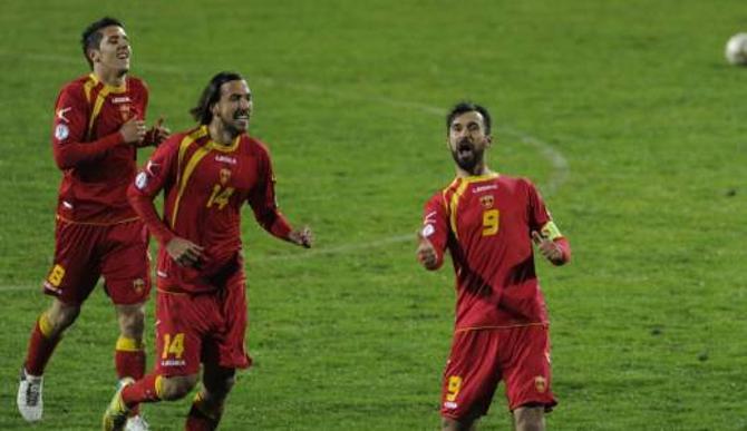 Каким будет настроение черногорских футболистов после матча в Жодино?