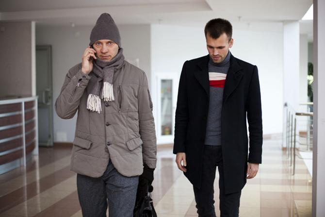 Олег Еремин и Александр Гутор покидают Дом фуибола, добившись своего