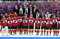 сборная Канады, фото, Сочи-2014, олимпийский хоккейный турнир
