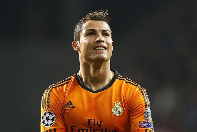 В этой Лиге чемпионов Криштиану Роналду забивал в каждом матче.