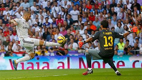 Барселона, Реал Мадрид, примера Испания, видео