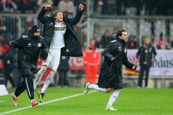 Штефан Кисслинг в первой половине немецкого сезона забивал больше всех.