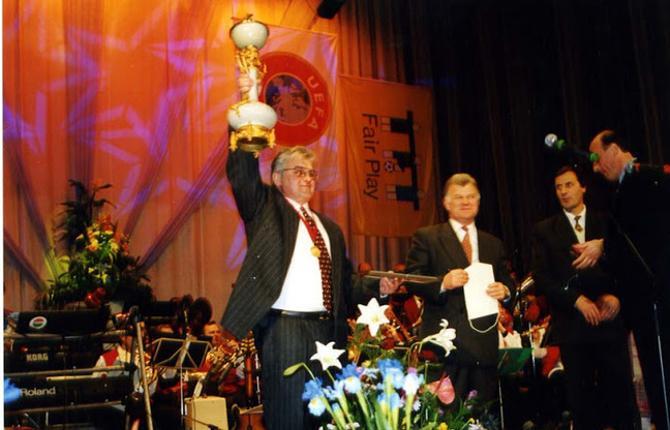 Валерий Стрельцов с теплотой вспоминает чемпионский год «Днепра»