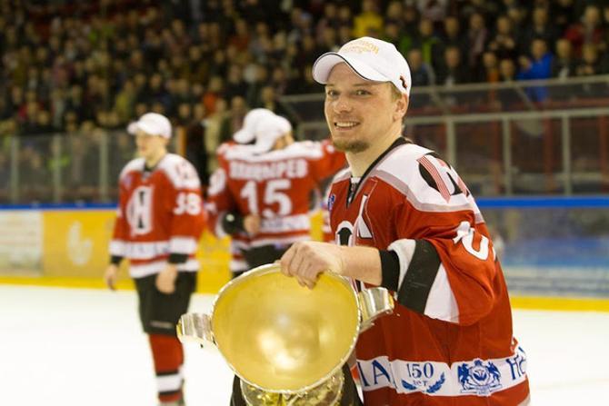 Последние два года команды Андрея Макрова выигрывали Кубок президента