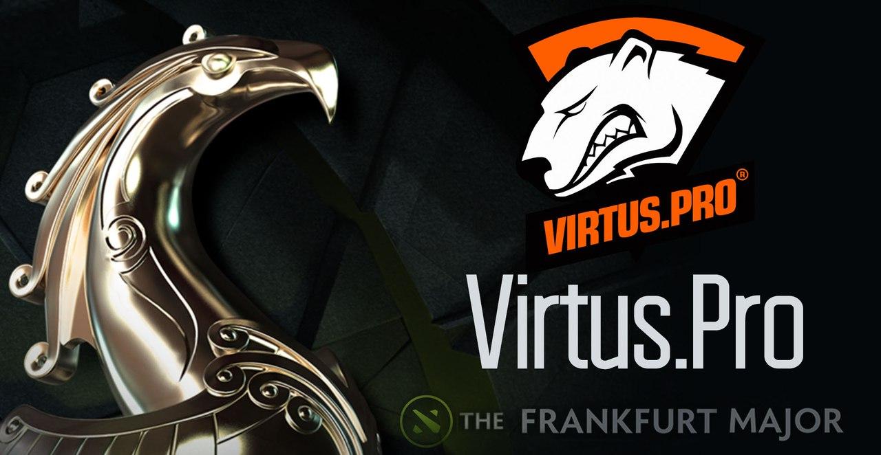 Virtus.pro, The Frankfurt Major 2015