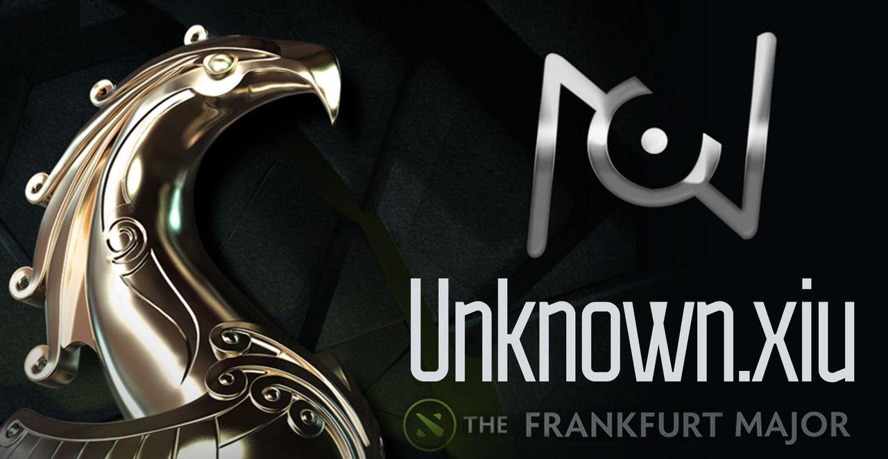 Unknown.xiu, The Frankfurt Major 2015