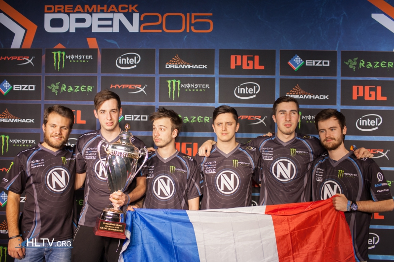 Counter-Strike: Global Offensive, DreamHack Cluj-Napoca