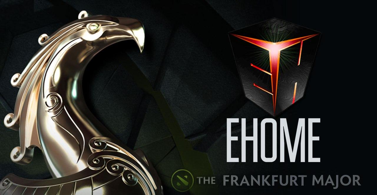 The Frankfurt Major 2015, EHOME