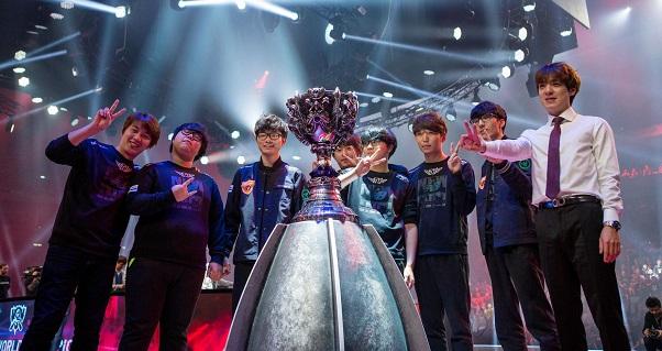 SK Telecom T1, World Championship, ROX Tigers