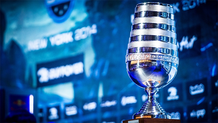 ESL One New York, Natus Vincere, Team Empire, Vega Squadron, Ninjas in Pyjamas old