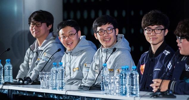 World Championship, ROX Tigers, SK Telecom T1