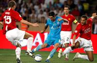 Зенит, Манчестер Юнайтед, Суперкубок Европы, фото