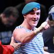 Денис Лебедев, фото, первый тяжелый вес, титульные бои, Джеймс Тони, WBA
