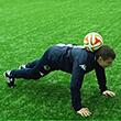 Как воспитанники «Краснодара» обращаются с мячом