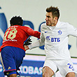 Как сыграл самый обсуждаемый футболист «Динамо»