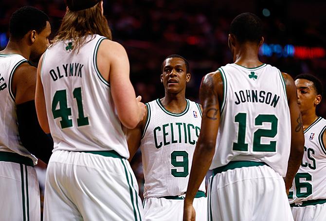 Celtics Mailbag: Рондо, драфт, потолок Саллинджера и Бентли в цветах «Лейкерс»