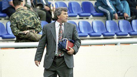 Александр Аверьянов: «Перед игрой наш вратарь сказал: «Меня купили». И даже назвал сумму»