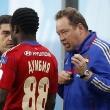 Леонид Слуцкий: «Реабилитация Акинфеева идет уже давно. Он знает, что в клубе его любят и ценят»