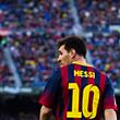 10 лет Месси в «Барселоне»