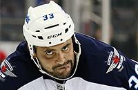 Дастин Бафлин, НХЛ, Виннипег