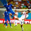 сборная Коста-Рики, сборная Греции, ЧМ-2014