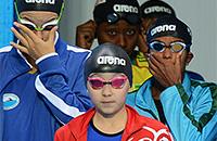 плавание, чемпионат мира, Алзаин Тарек