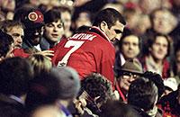 Манчестер Юнайтед, Алекс Фергюсон, премьер-лига Англия, Эрик Кантона, фото