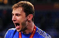 Бранислав Иванович, Челси, Лига Европы, фото