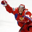 сборная Канады, Александр Овечкин, Дмитрий Набоков, сборная России, ЧМ-2008, фото
