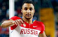 сборная России, фото, Люкман Адамс
