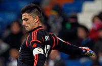 Антонио Адан, фото, примера Испания, Реал Мадрид