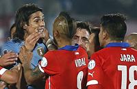 сборная Бразилии, сборная Аргентины, сборная Колумбии, сборная Перу, Кубок Америки, Давид Оспина, Гонсало Хара