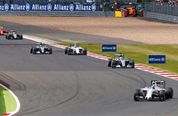 Гран-при Великобритании, Уильямс, Формула-1, Сьюзи Вольфф, Тото Вольфф