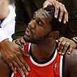 НБА, фото, Портленд, Грег Оден