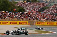 Михаэль Шумахер, Гран-при Испании, Лотус, Феррари, Макларен, Фернандо Алонсо, Ред Булл, Формула-1, Пастор Мальдонадо