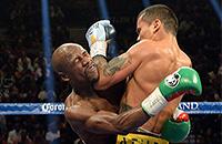 Флойд Мэйвезер-младший, WBC, WBA, фото