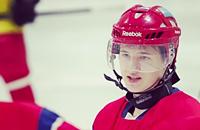 Эдмонтон, НХЛ, Квебек, юниорская лига Квебека, Монктон, Канадская хоккейная лига, Владимир Ткачев 1995, интервью