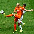Коста-Рика проиграла Голландии по пенальти. Как это было