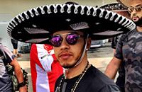 Гран-при Мексики. Росберг выиграл поул, Квят – четвертый